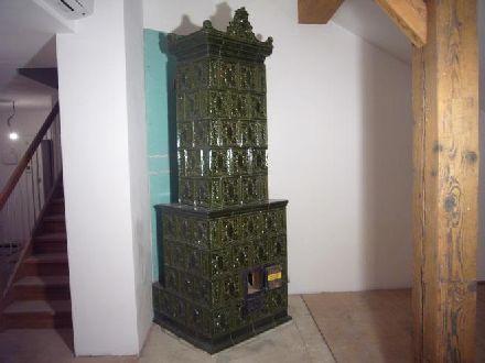 Barokní kachlová kamna: 210 000 Kč – 260 000 Kč