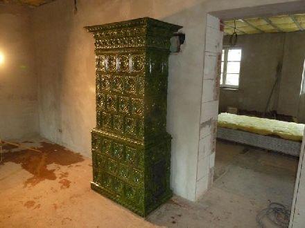 Rekonstrukce sloupových kamen: 78 000 Kč – 140 000 Kč
