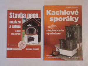Kaminictví Zavacký knihy