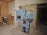 330 Sporák s teplovodním výměníkem